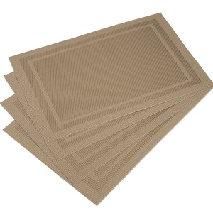 DinaChef Placemats for Dining Table or Kitchen